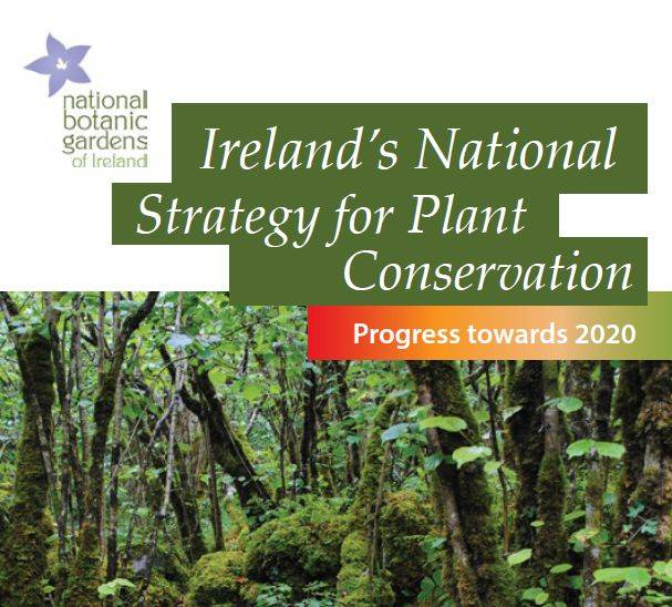 Irelands National Strategy for Plant Conservation – progress to 2020