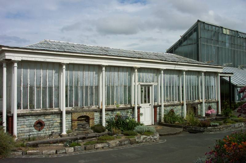 victoria house at the national botanic gardens glasnevin