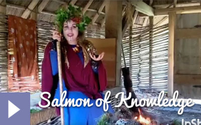 Tales from the Viking House: Salmon of Knowledge
